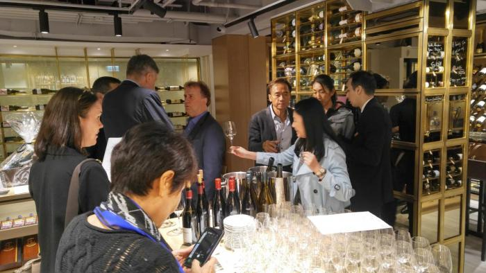 Burgundy Lady Wine Makers - Wine Tasting - 29 Nov 2018