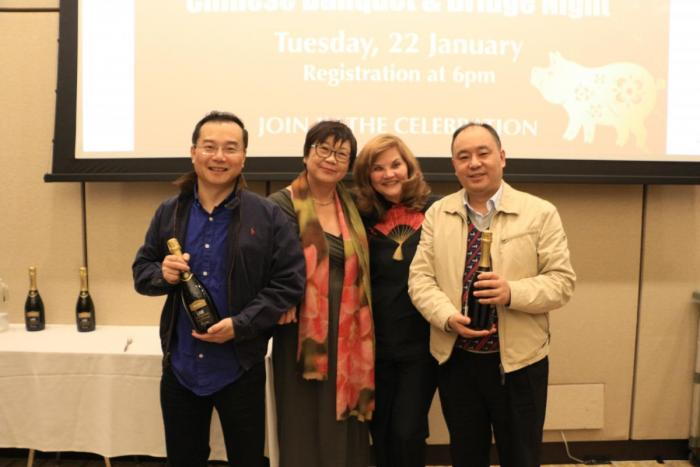 CNY Bridge Event - Jan 2019
