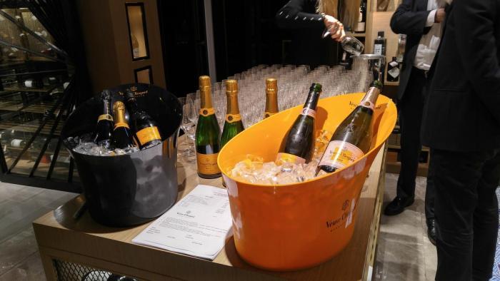 Champagne Tasting - 14 Dec 2018