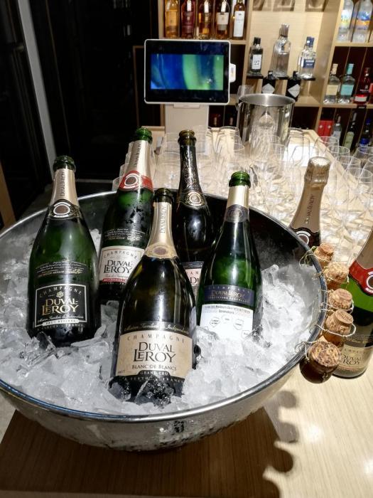 Duval Leroy Champagne Tasting - 13 Feb 2019