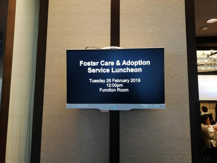 Foster Care & Adoption Service Luncheon - 26 Feb 2019