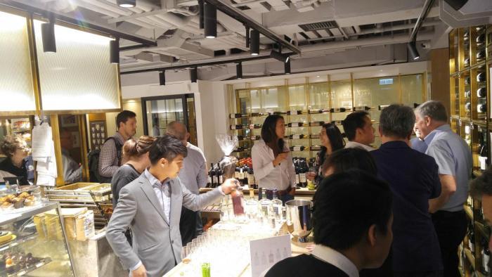 Hayman's Gin Tasting - 31 Oct 2018