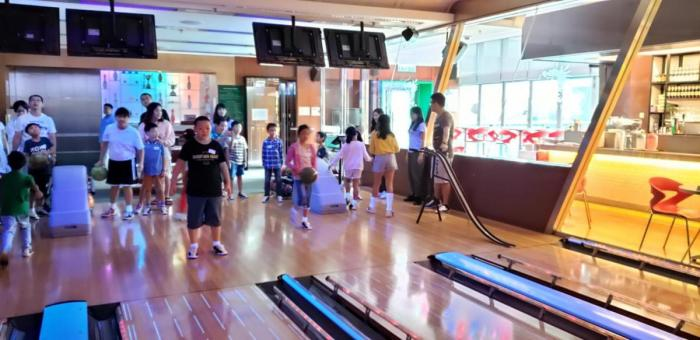 Hope of the City - Bowling Party - 22 Oct 2018