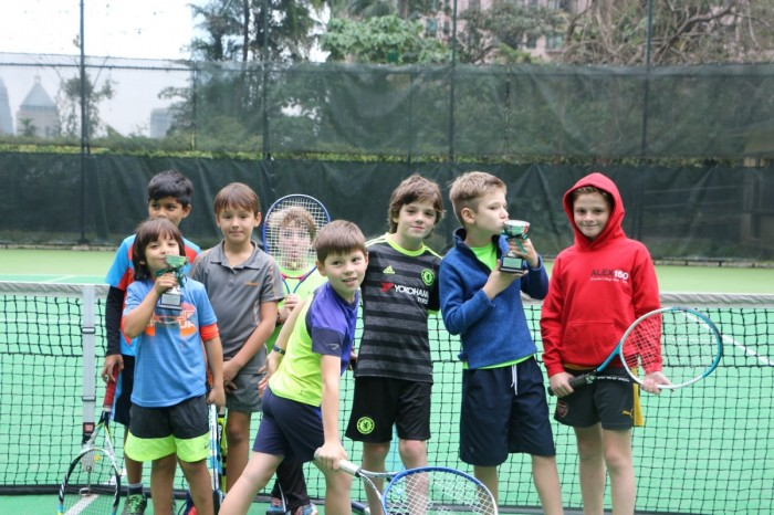 Jr. Tennis Doubles Championship - 15 Jan 2017