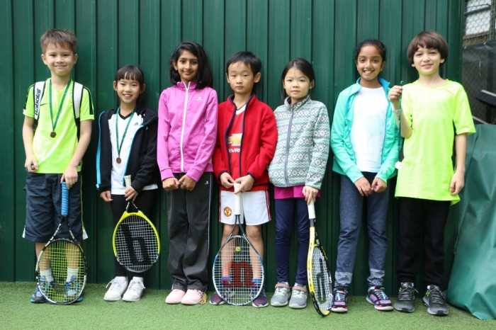 Jr. Tennis Mini Tournament - 19 Feb 2017