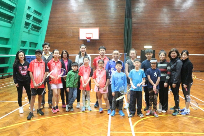 LRC vs KCC - Badminton - 24 March 2018