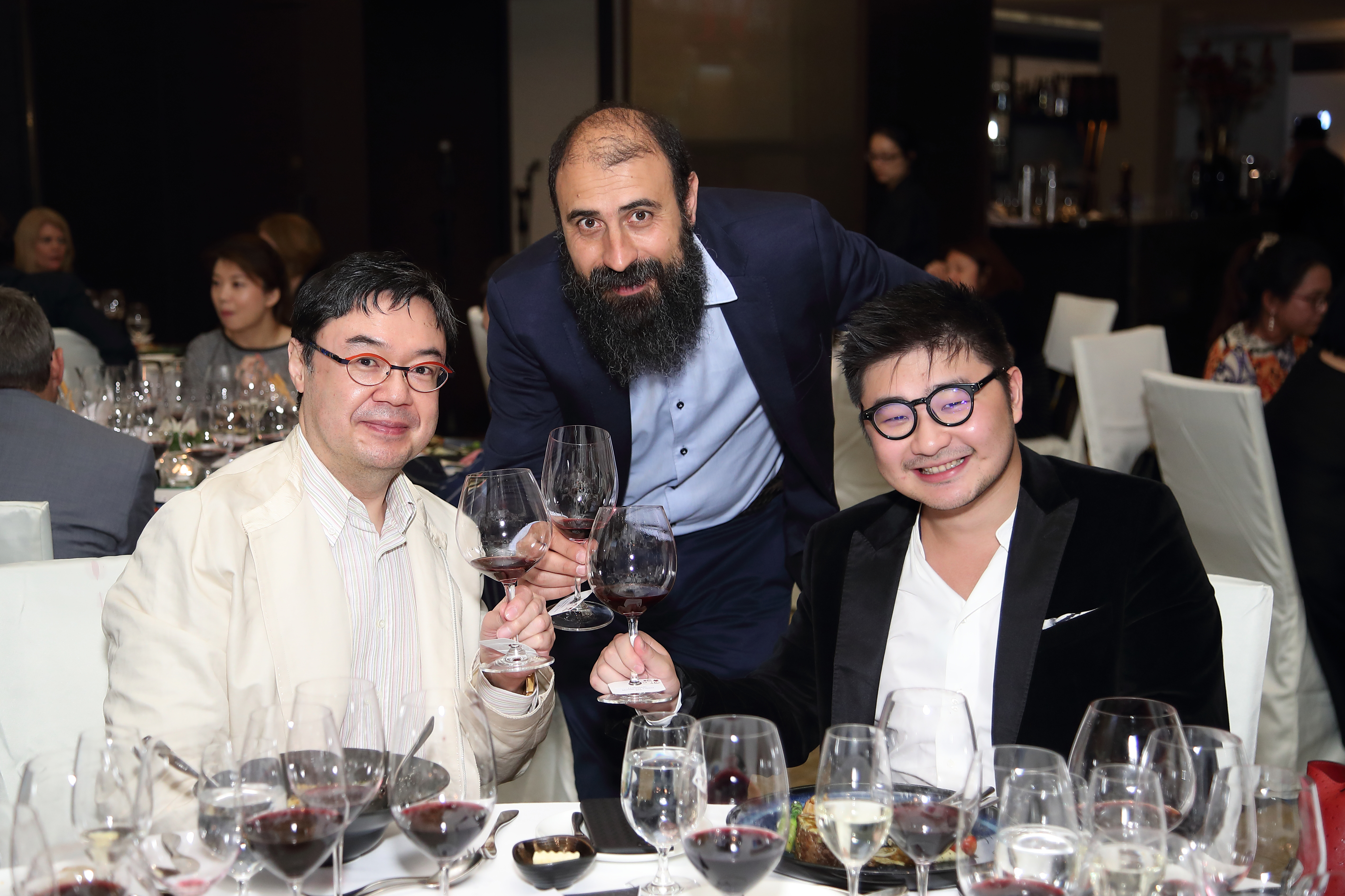 Le Macchiole Wine Dinner with Gianluca Putzolu - 10 May 2019