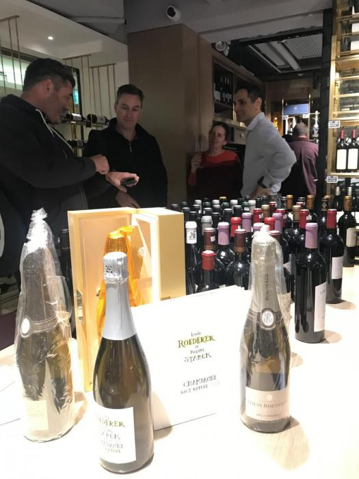 Louis Roederer Champagne Tasting - 3 Dec 2019