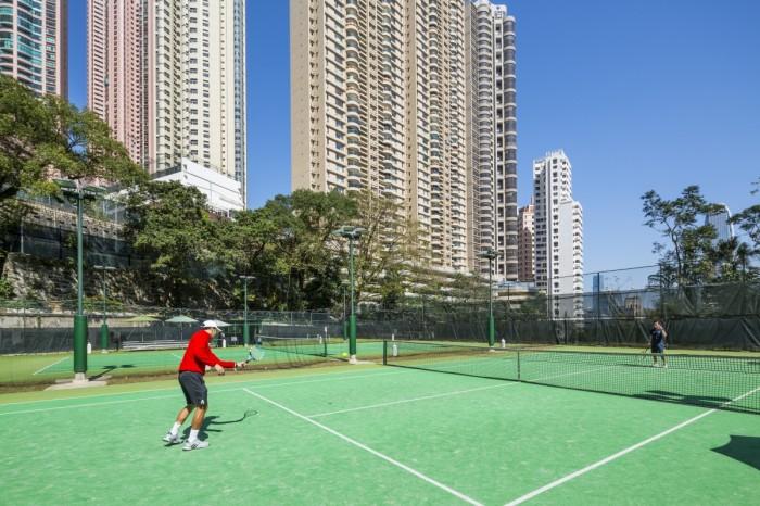 Tennis court(1)