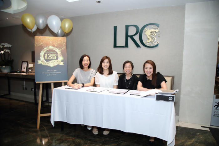 LRC 135th Anniversary - Sept 2018