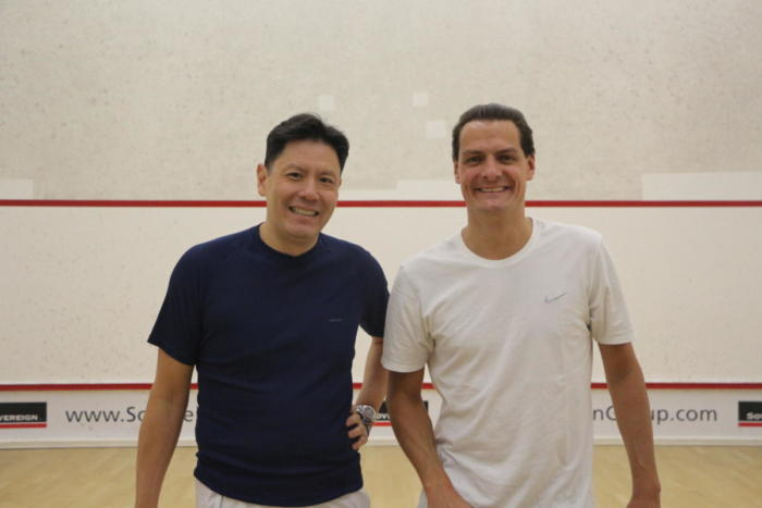 Squash Club Championships (Men's) - Oct 8, 2018