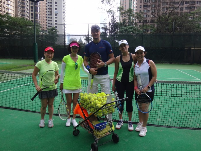 Tennis Clinic Festival - 27 June 2017
