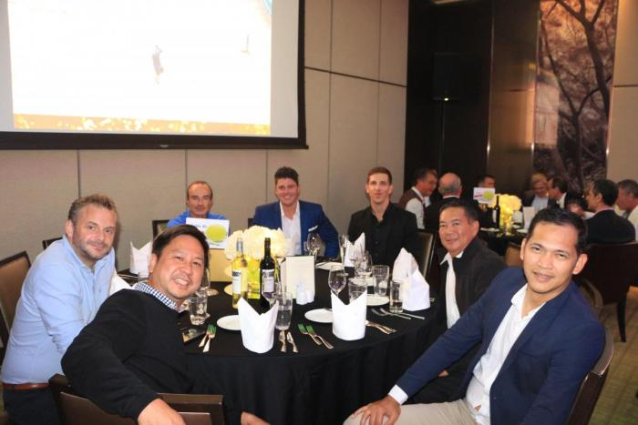 Tennis Annual Dinner - 12 Jan 2019
